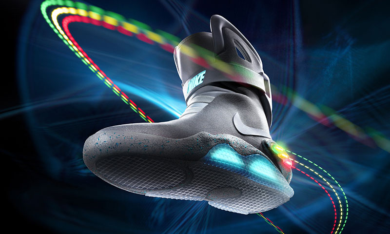 is the power lacing nike mag releasing on october 21 2015 highsnobiety. Black Bedroom Furniture Sets. Home Design Ideas