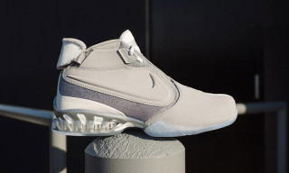 Nike's Air Zoom Vick II Goes Grey