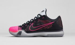 Nike Kobe X Elite 'Mambacurial'
