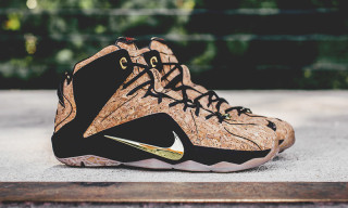 "Nike Reintroduces ""Cork"" for the LeBron XII EXT"