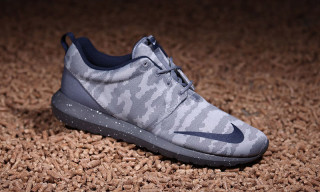 "Nike Readies ""Grey Camo"" Release of the Roshe One"
