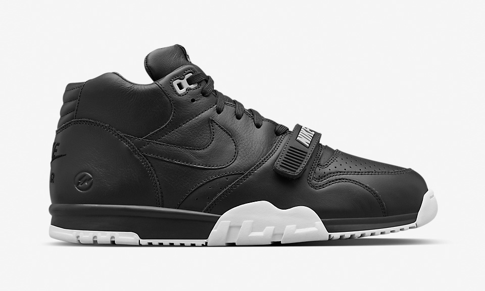 pretty nice c79ce 3967f NikeLab and Hiroshi Fujiwara Continue to Rework the Air Trainer 1