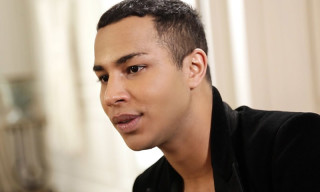 Olivier Rousteing Speaks on the Balmain x H&M Collection