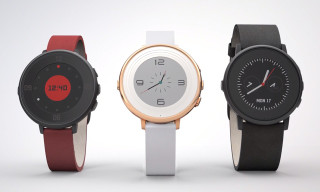 Pebble Give Their Smartwatch a Round Makeover