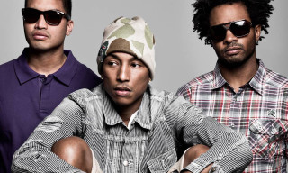 Pharrell Confirms New N.E.R.D. Album Is in the Works