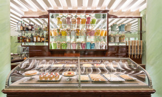 Prada Opens Its First Pastry Shop With Pasticceria Marchesi Flagship