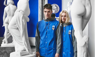 colette Partners With RAINS on a Classic Rain Jacket