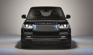 Range Rover Sentinel Is a Luxury Fortress on Wheels