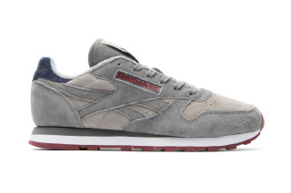 reebok 90s. reebok classic \u0026 x-girl toast to the \u002790s with rustic leather 90s i