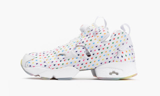 Reebok's Insta Pump Fury Lands in Multicolor Polka Dash