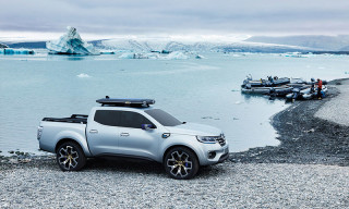 Renault Goes off the Beaten Path With Alaskan Concept Truck