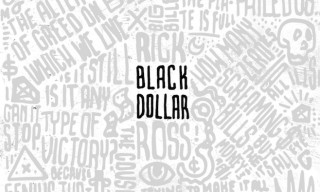 Rick Ross Releases 'Black Dollar' Mixtape Featuring Future, Meek Mill, Wale & More