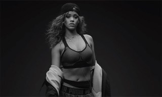 Rihanna Stars in PUMA's Fall/Winter 2015 Training Campaign