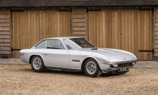 Roger Moore's Iconic 1969 Lamborghini Islero S Is Headed to Auction