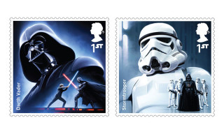 Royal Mail Announces 'Star Wars' Stamp Collection