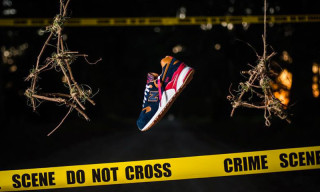 "Sneaker Politics Draws Inspiration From 'True Detective' for New Balance ""Case 999"""