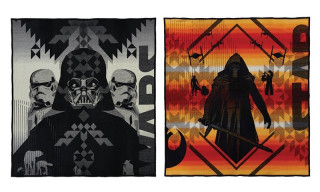 Here Is the Official Star Wars x Pendleton Blanket Collection