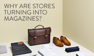 Why Are So Many Stores Turning Into Magazines?