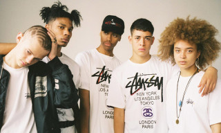 Dover Street Market Celebrates 35 Years of Stussy With Hand-Stitched T-Shirts and More