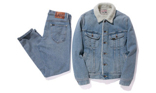 Stussy and Lee Create a Canadian Tuxedo for Fall/Winter 2015