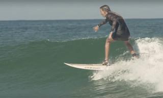 Surfing in High Heels