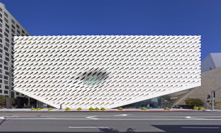 The Broad Art Museum by Diller Scofidio + Renfro Finally Opens in Downtown LA