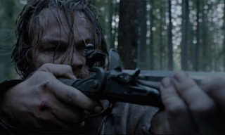 Here's the Second Official Trailer for 'The Revenant' Starring Leonardo DiCaprio
