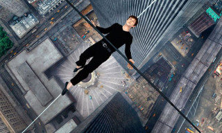 Watch Joseph Gordon-Levitt High-Wire the World Trade Center in 'The Walk'