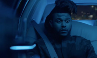 The Weeknd Stars in Two New Apple Music Ads