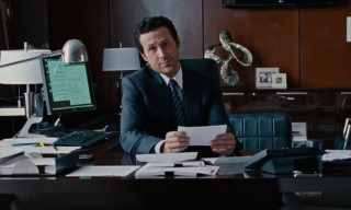 Brad Pitt, Ryan Gosling, Christian Bale & Steve Carell Battle the Banks in 'The Big Short'