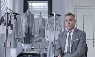 Thom Browne Gives 'The New York Times' a Peek Inside His Studio