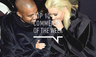 Top 10 Comments of the Week: Kanye West, McDonald's, Supreme & More