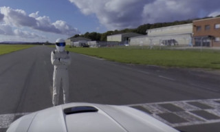 Drive 360° Around a Track With the 'Top Gear' Crew