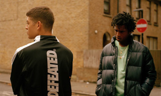 Undefeated Goes to London for Fall 2015 Editorial
