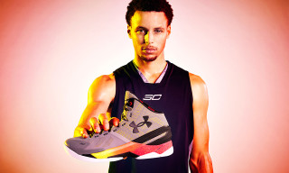 "Under Armour Gives Us a First Look at the ""Curry Two"""