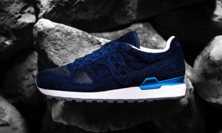 """Universal Works Collaborate With Saucony on the """"Work"""" Pack"""