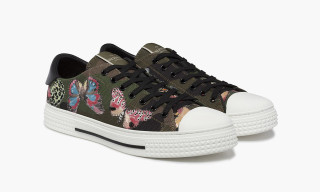 Valentino Release Delicate Low-Top for Spring 2016