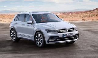 Volkswagen Reveals All-New Tiguan Crossover