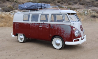 ICON's Remastered '67 Volkswagen Bus Is Absolutely Groovy, Baby