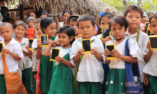 WakaWaka's Solar-Powered Chargers & Lights Look to Empower Developing Communities