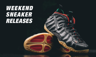 The 7 Best Sneakers Releasing This Weekend