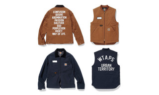 WTAPS and Carhartt WIP Join Forces for Classic Workwear Capsule