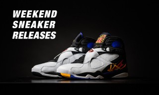 The 10 Best Sneakers Releasing This Weekend