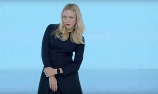 Chloë Sevigny Taps Into Style in the New Apple Watch Commercials