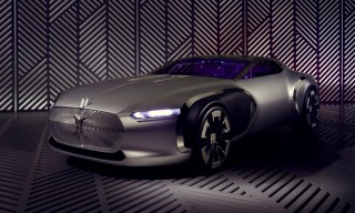 Renault Honors Le Corbusier With Coupe Corbusier Concept
