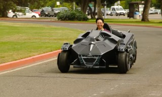 This Arkham Knight Batmobile Go-Kart Is Your Dream Ride