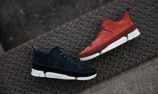 Clarks Sportswear Launches Two Colorways of the Trigenic Flex