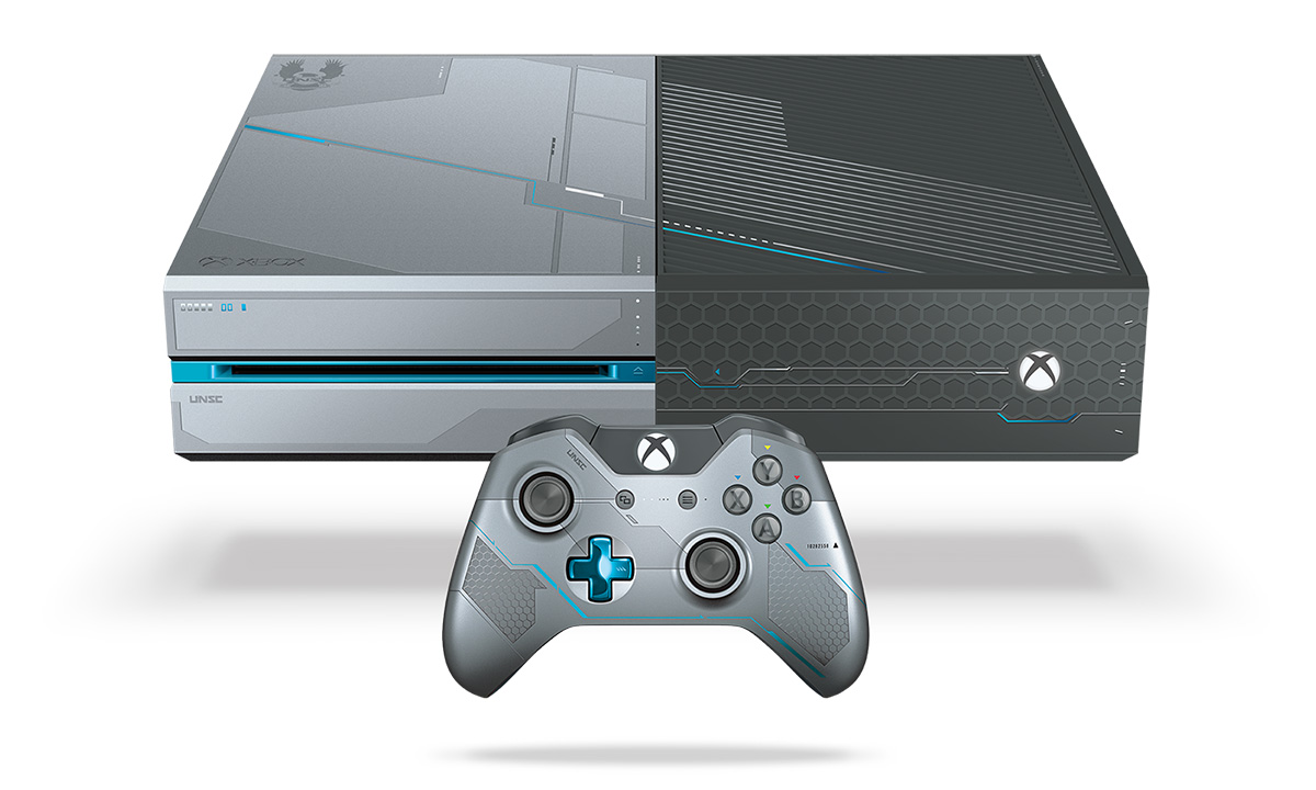 We're Giving Away an Xbox One Halo 5: Guardians Limited ...