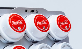 You Can Now Drink Coca-Cola out of a Pod