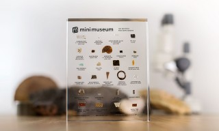 The Mini Museum Lets You Hold Billions of Years of Life, Science & History